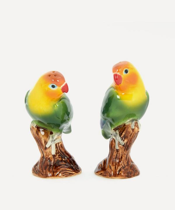 Lovebirds Salt and Pepper Shakers