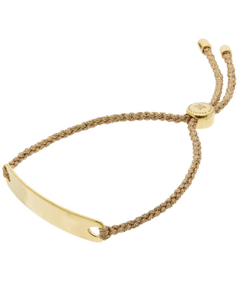 Monica Vinader Accessories GOLD VERMEIL HAVANA FRIENDSHIP BRACELET