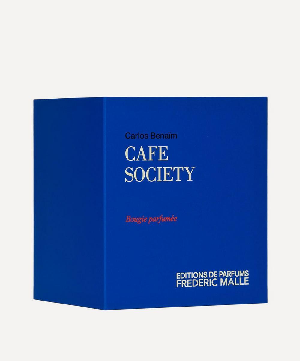 Café Society Candle 220g
