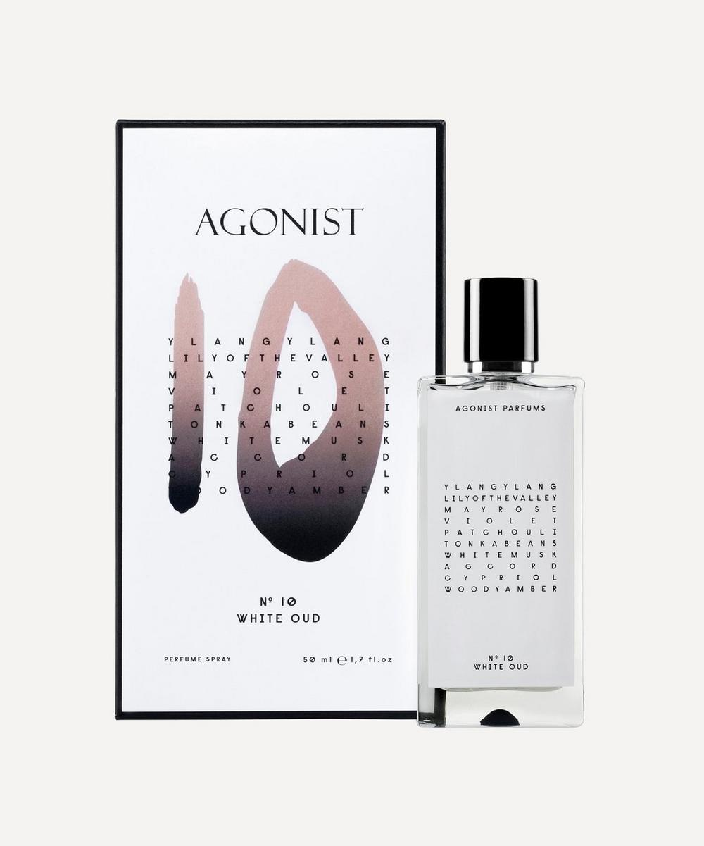 No 10 White Oud Perfume 50Ml