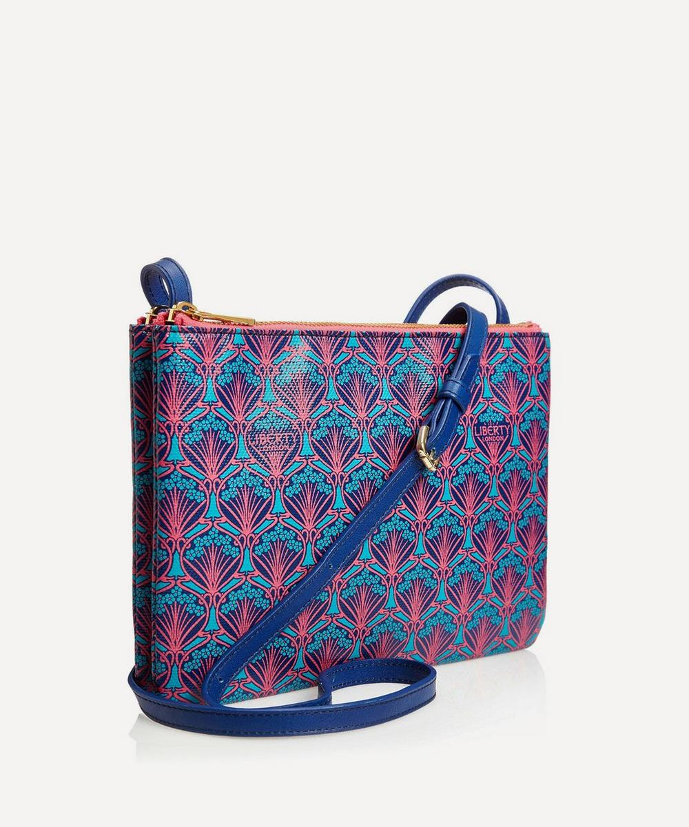 Bayley Duo Pouch in Iphis Canvas