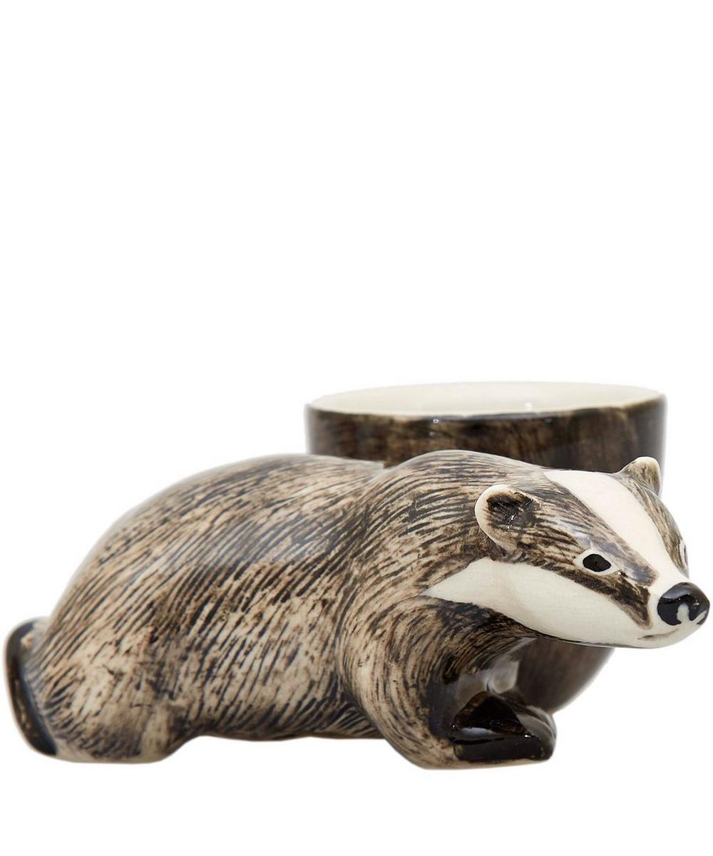 Badger Stoneware Egg Cup