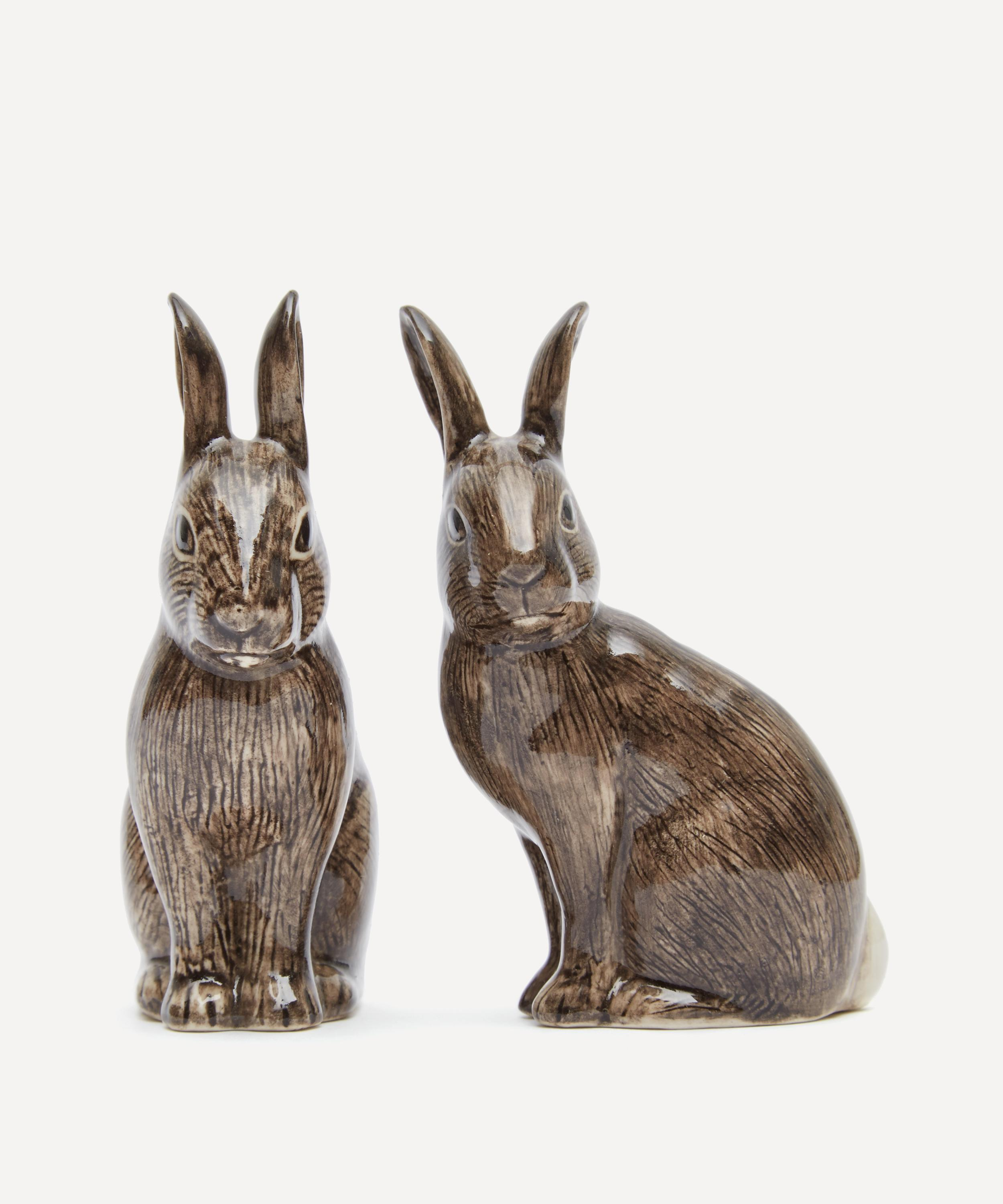 a7a360caec6 Wild Rabbit Salt and Pepper Shakers