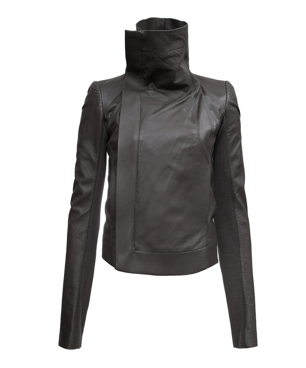 aa24a0954 Clean Leather Biker Jacket | Liberty London