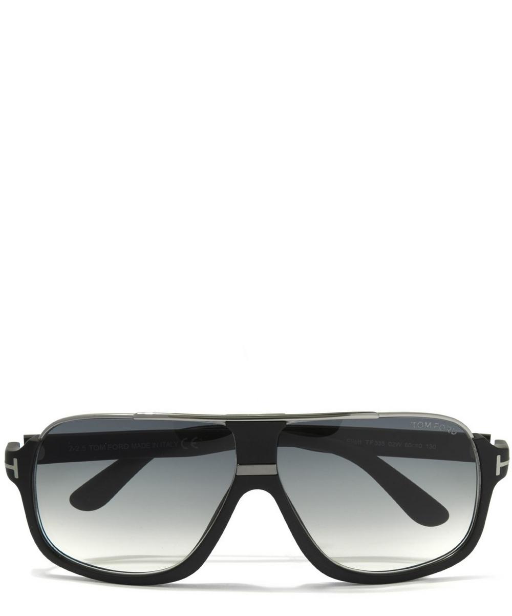 03c4b026127c3 Elliot Square Aviator Sunglasses