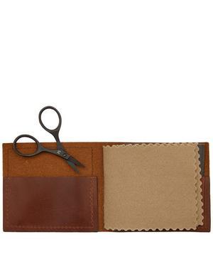 Leather Needle Wallet
