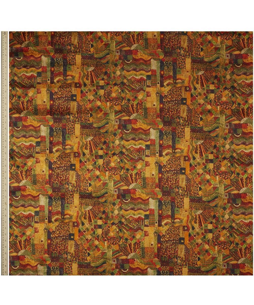 Chapman Tapestry Velvet in Marmalade