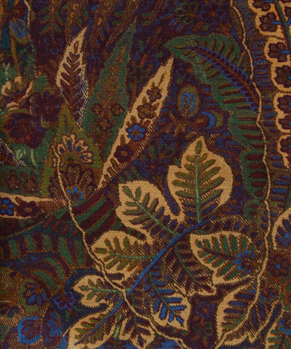 Liberty Fabrics Interiors - Shand Voyage Velvet in Winter