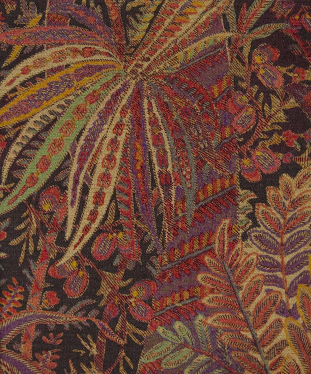 Liberty Fabrics Interiors - Shand Voyage Velvet in Springtime