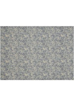Wallace Secret Garden Linen in Grey Mist