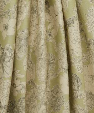 Zennor Forest Silk Linen in Tree Tops