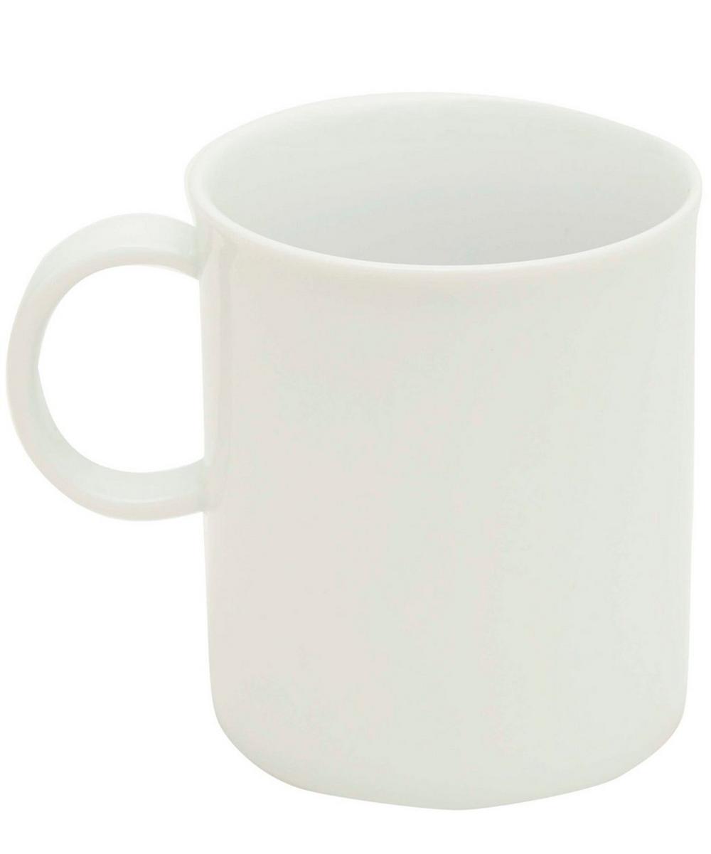 Medium Porcelain Mug