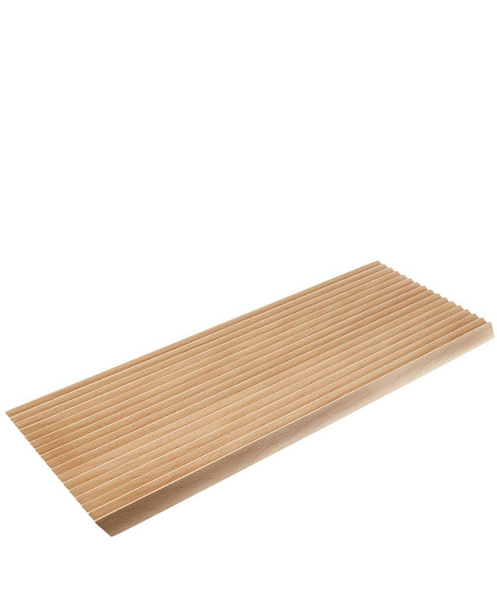 Rectangular Field Beech Bread Board