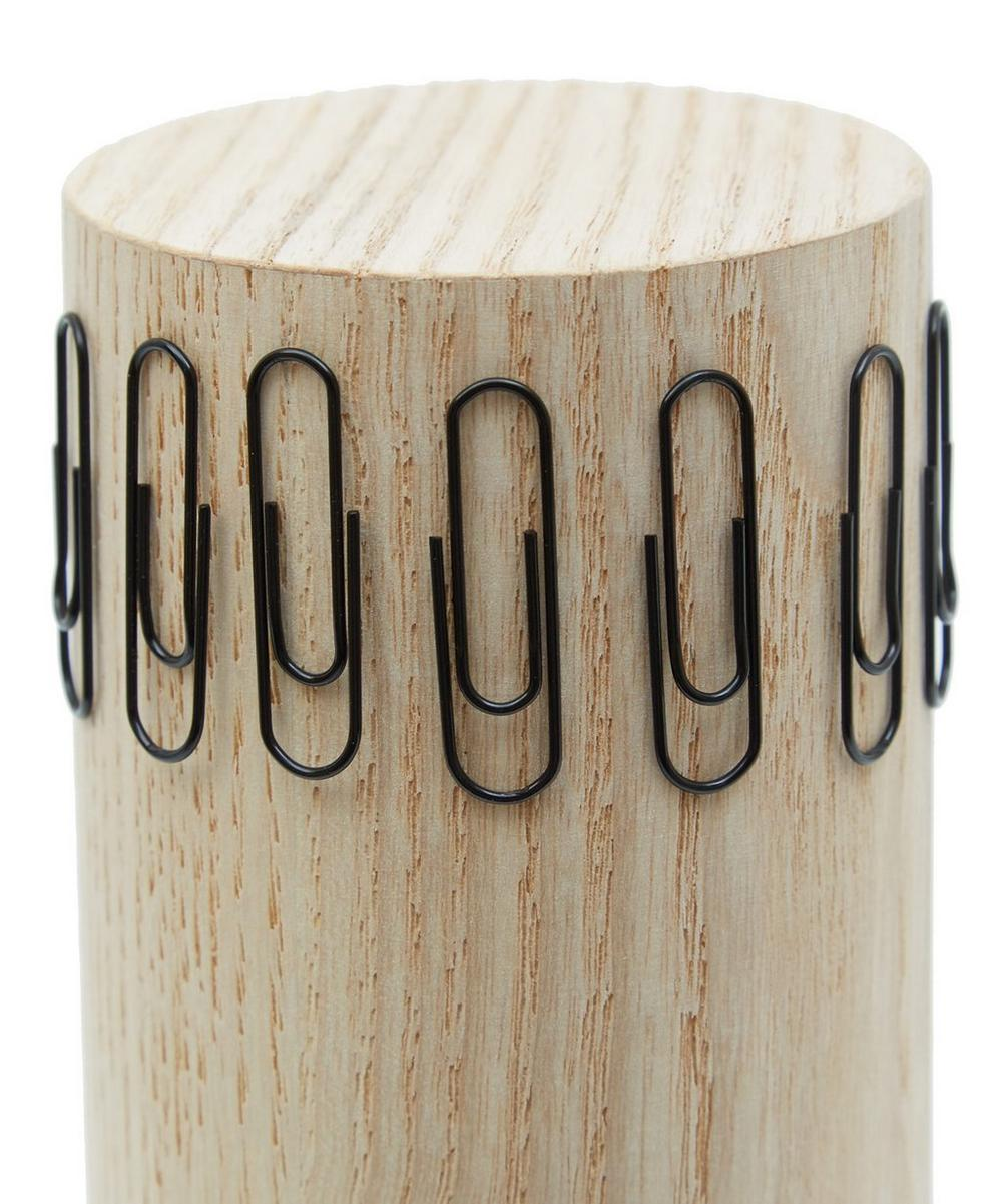 Magnetic Wooden Tower