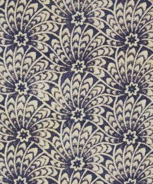 Capello Shell Cotton Linen in Blue Eyes