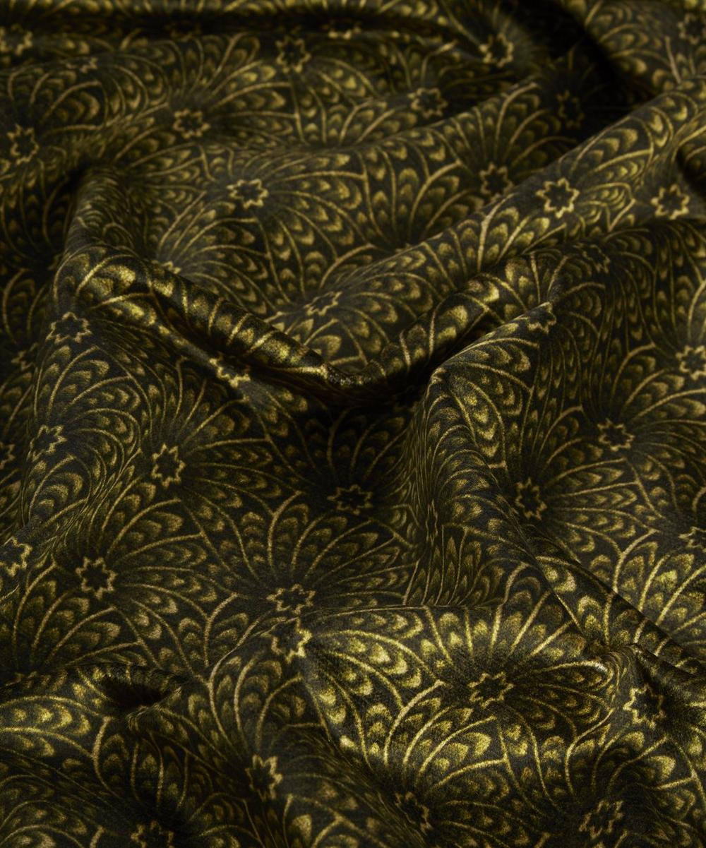 Evergreen Capello Shell Vintage Velvet