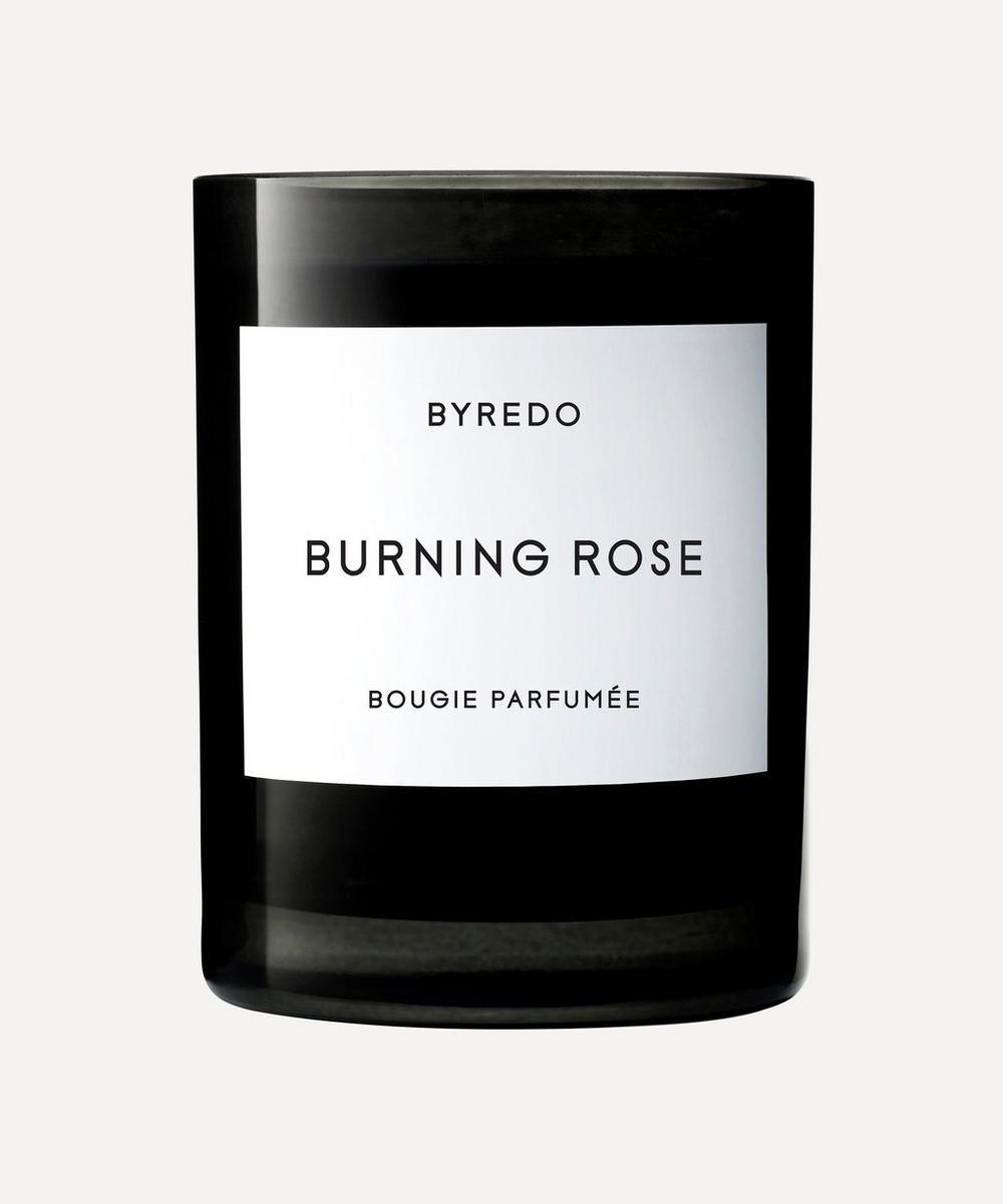 Burning Rose Candle 240G