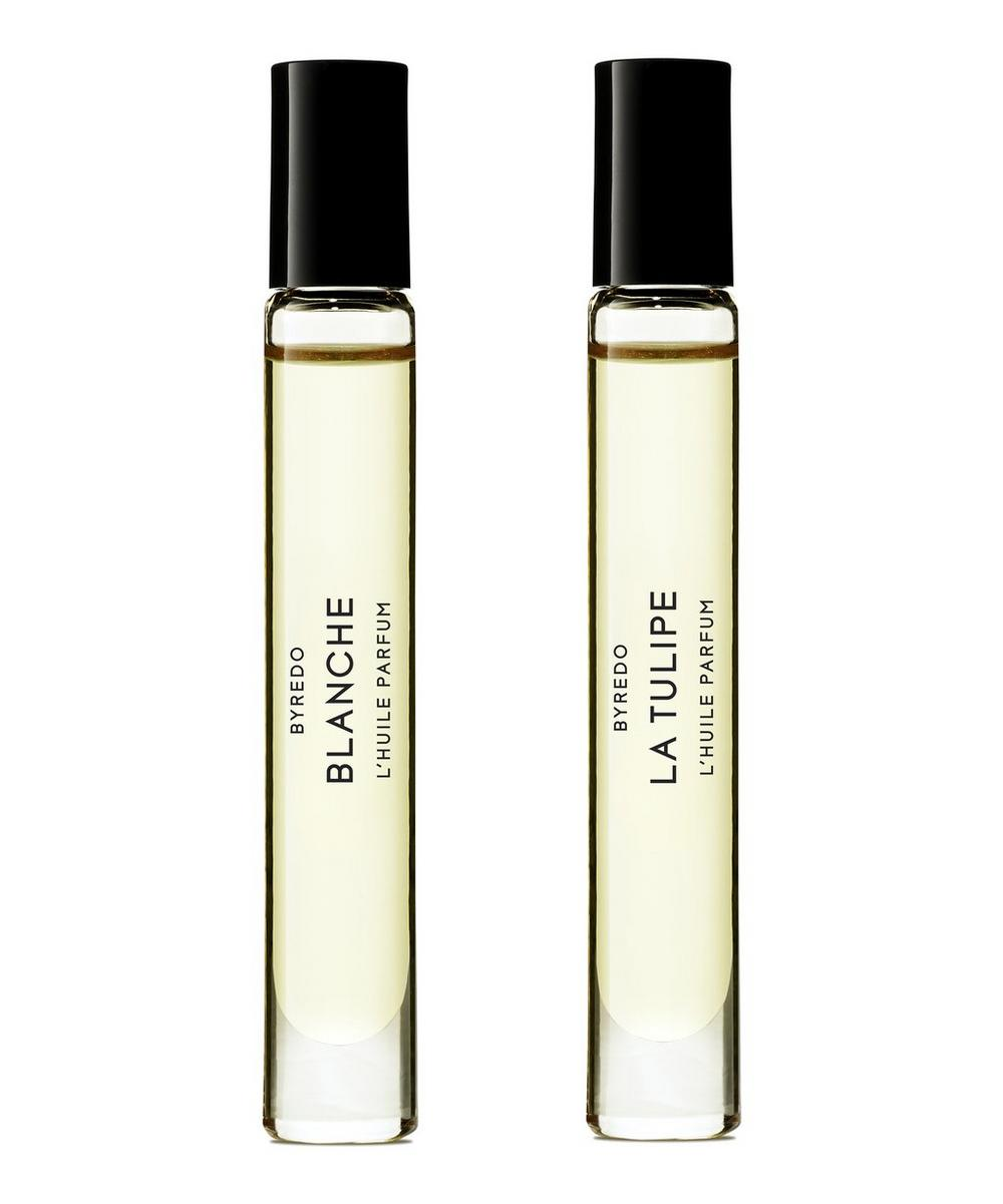 Limited Edition Blanche and La Tulipe Perfume Roll-On Duo