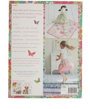 Little Lady Liberty Sewing Book