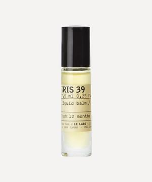 Iris 39 Liquid Balm Perfume 7.5ml