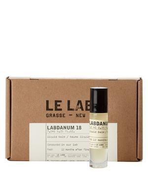 Labdanum 18 Liquid Balm Perfume 7.5ml