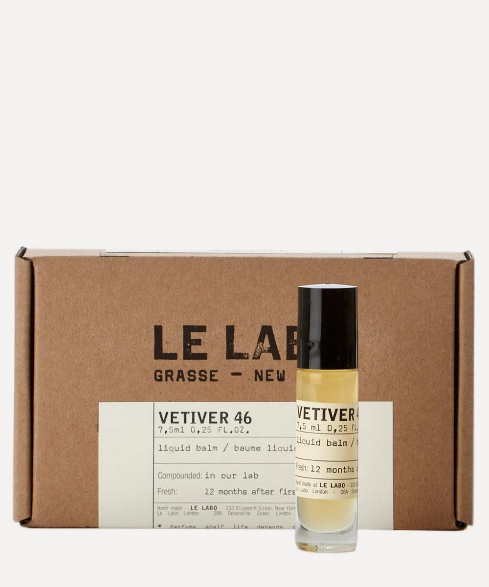Vetiver 46 Liquid Balm Perfume 7.5ml