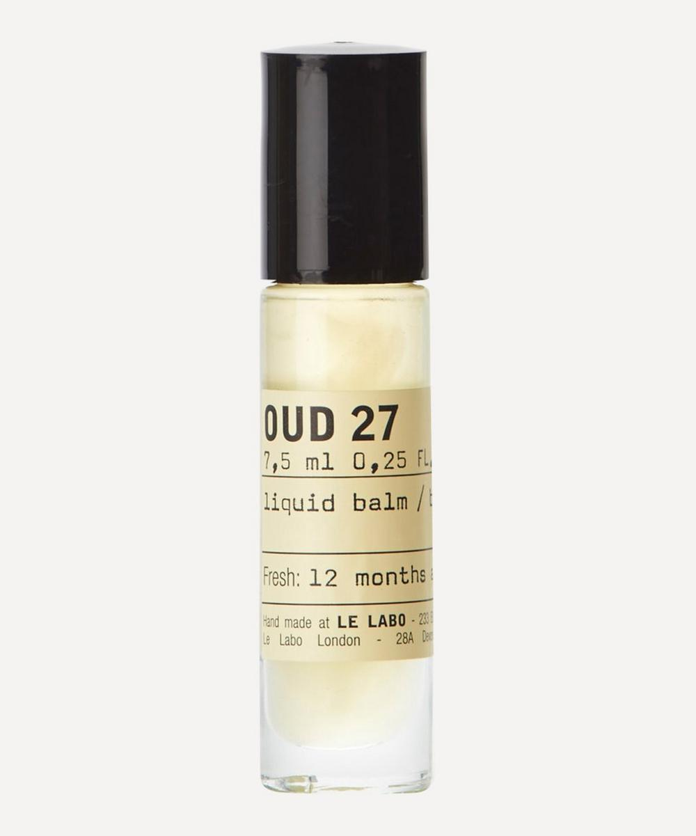 Oud 27 Liquid Balm Perfume 7.5ml