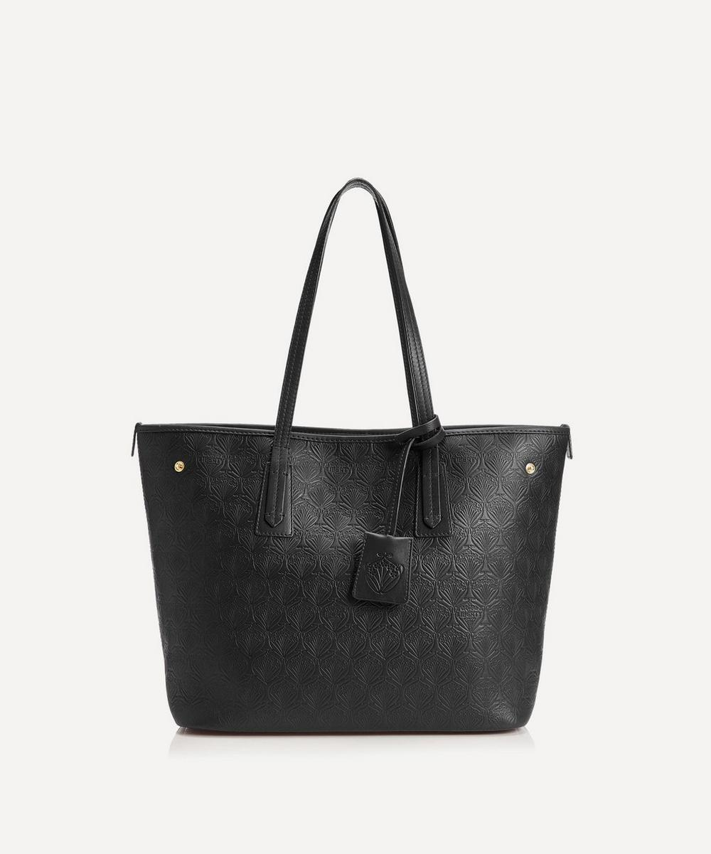 Little Marlborough Tote Bag in Iphis Embossed Leather