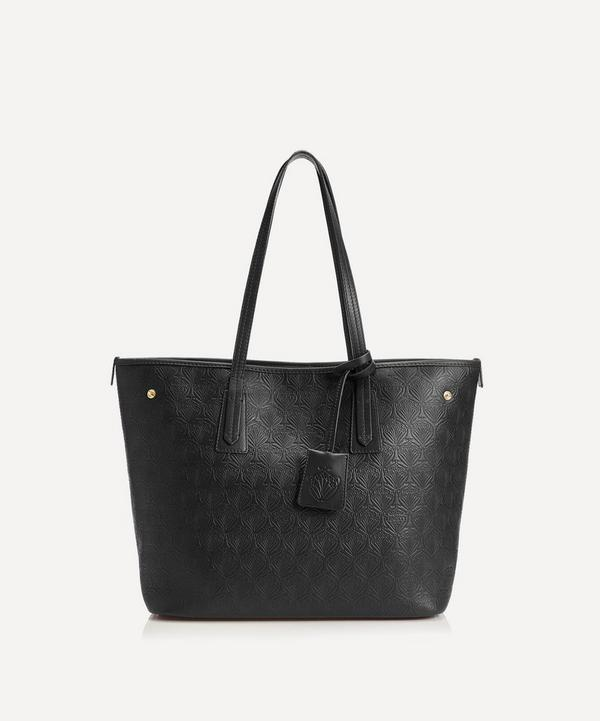 511d66654f51 Little Marlborough Tote Bag in Iphis Embossed Leather ...