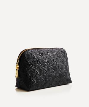 Makeup Bag in Iphis Embossed Leather