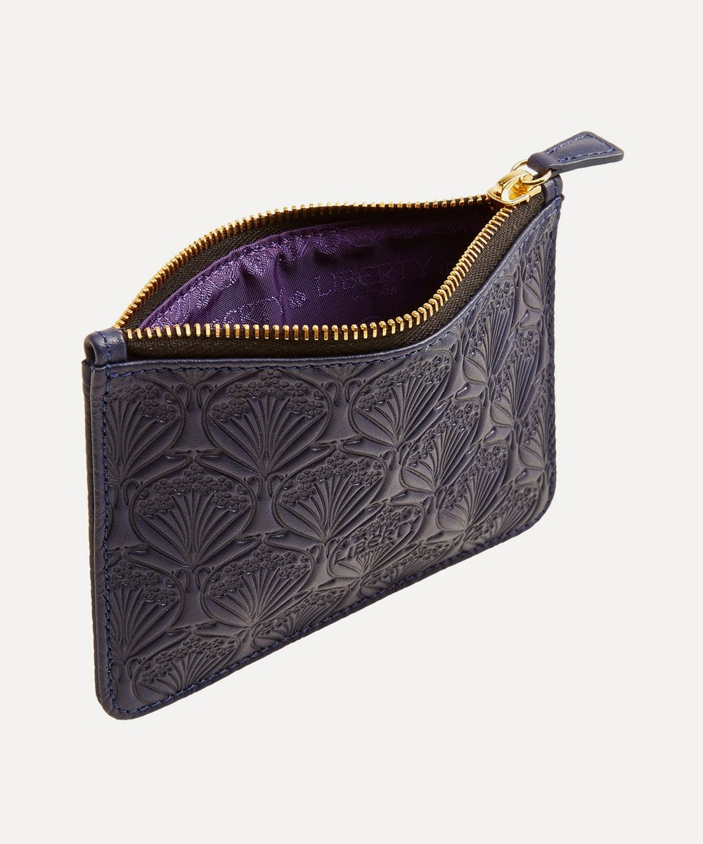 Coin Purse in Iphis Embossed Leather