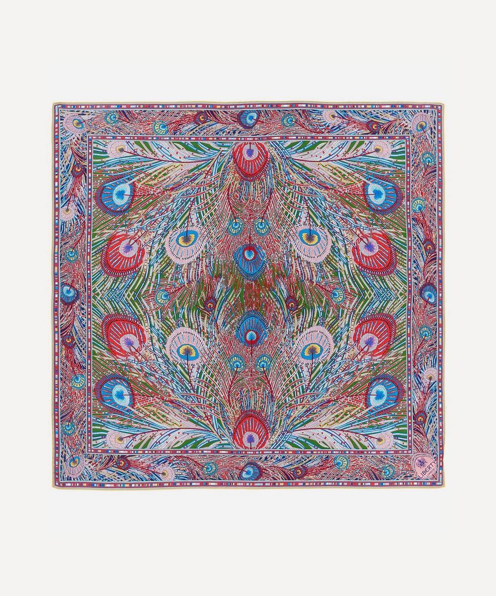 Hera 70 x 70cm Silk Foulard Scarf