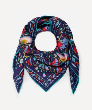 Lodden 70 x 70 Silk Scarf
