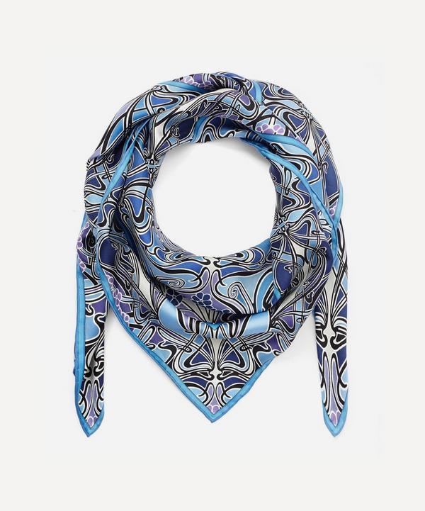 Ianthe 90x90 Silk Scarf