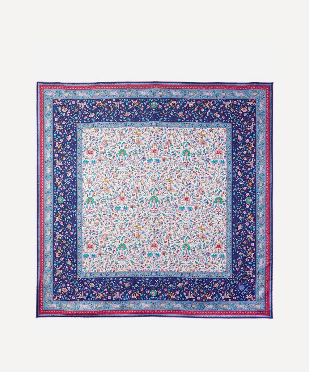 Liberty - Imran 90 x 90 Silk Twill Scarf