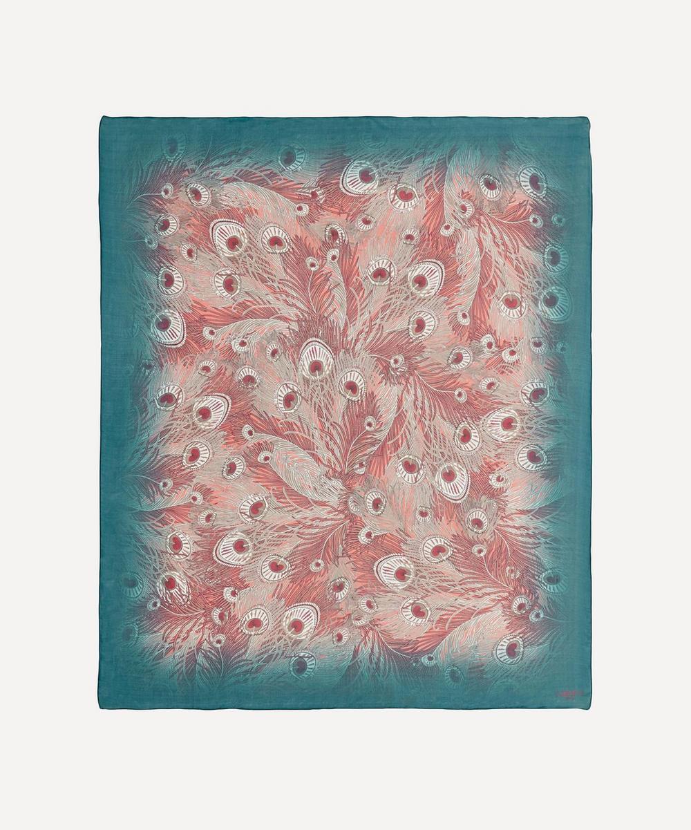 Liberty - Hera 110x130 Silk Chiffon Scarf