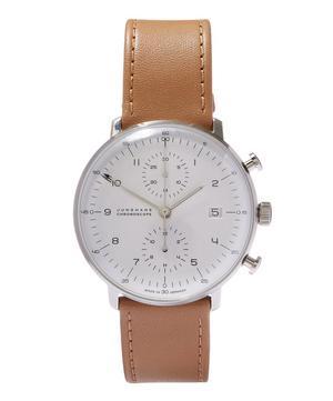 Max Bill Chronoscope Watch