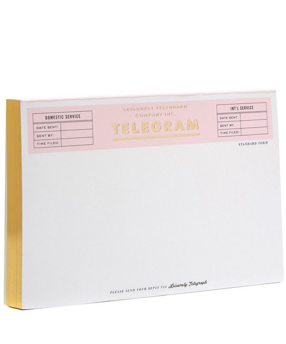 Telegram Notepad