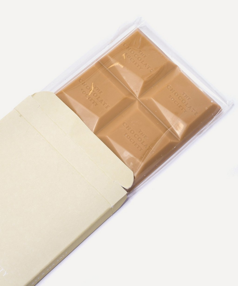 Blonde Chocolate with Sea Salt Bar 70g