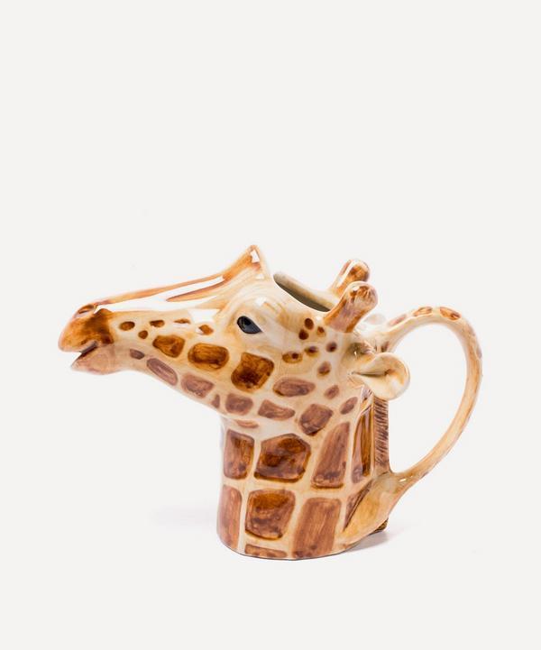 Quail - Giraffe Jug