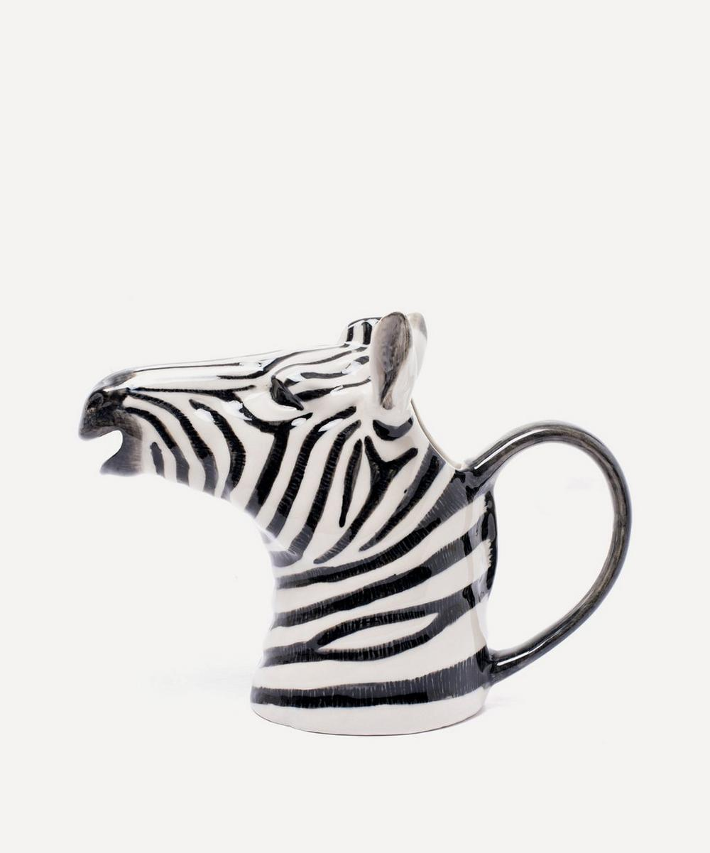 Zebra Jug