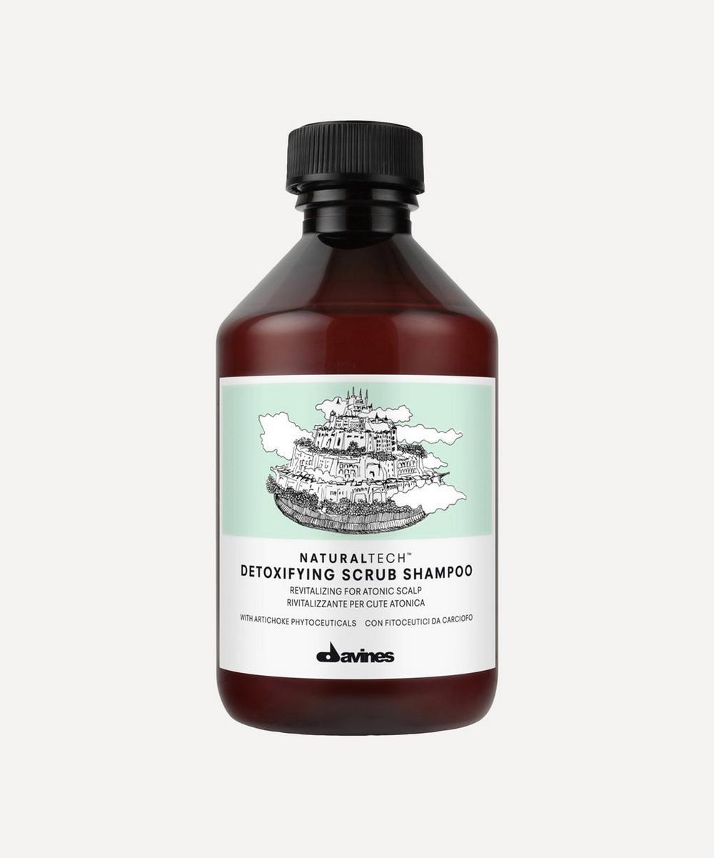 Davines - Detoxifying Shampoo Scrub 250ml