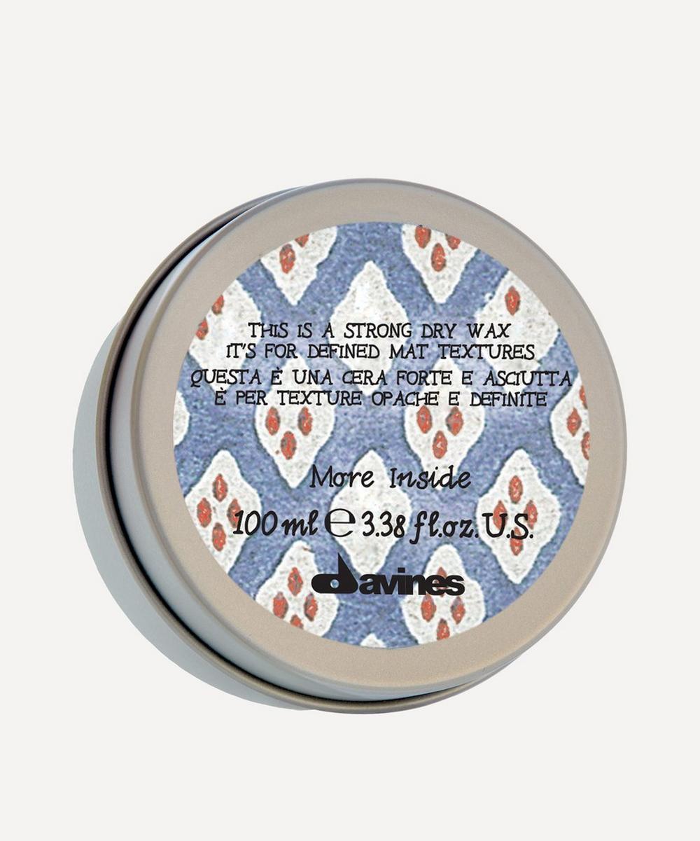 Davines - Strong Dry Wax 75ml