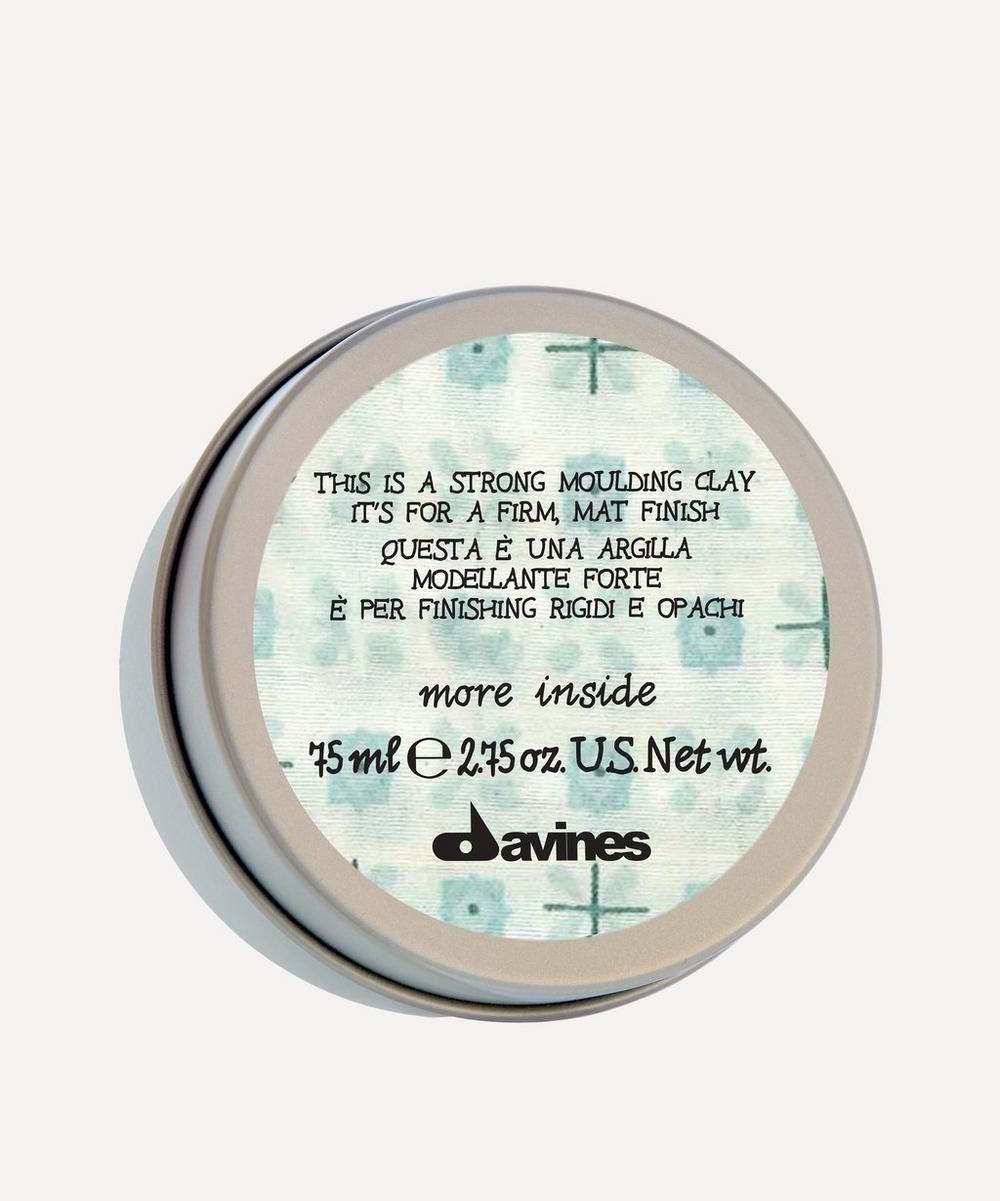 Davines - Strong Moulding Clay 75ml