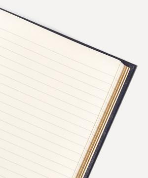 Leather Ianthe Large Notebook