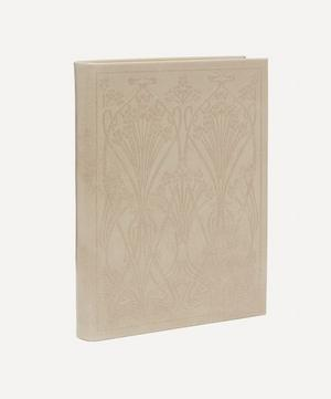 Leather Ianthe Medium Notebook