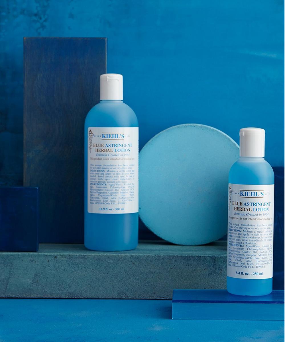 Blue Astringent Herbal Lotion 250ml