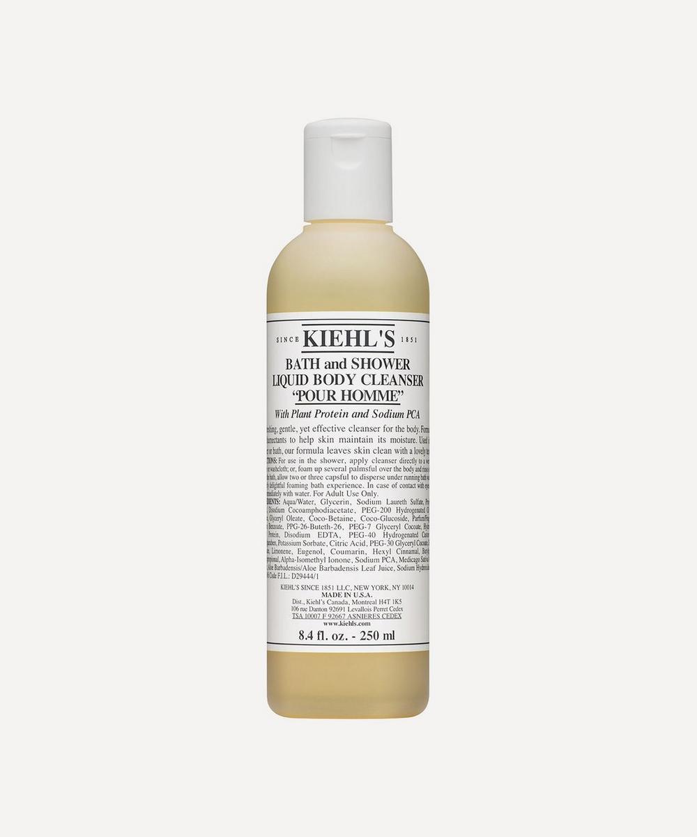 Pour Homme Bath & Shower Liquid Body Cleanser 250ml