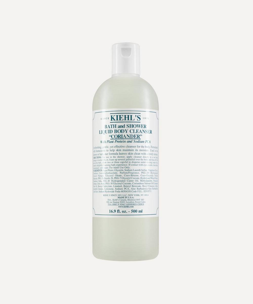 Coriander Bath and Shower Liquid Body Cleanser 500ml
