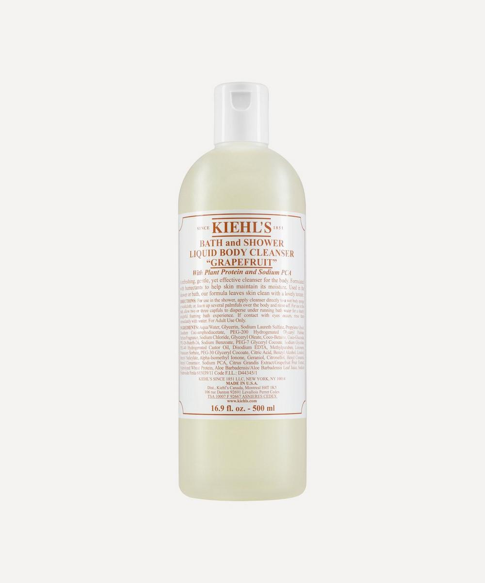 Grapefruit Bath and Shower Liquid Body Cleanser 500ml